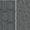 Medium Earth Grey HD Vinyl Bench (AS)