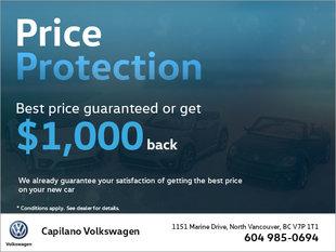 Price Protection Garantee