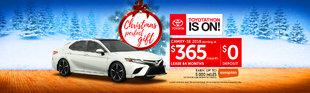 Toyotathon is on - Camry