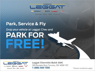 Park, Service & Fly!