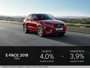 Le E-Pace P250 2018