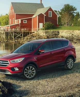 The 2017 Ford Escape is Coming to Middleton, Nova Scotia