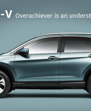 2015 Honda CR-V: worth discovering