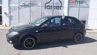 Chevrolet Optra 5 LS 2006 INSPECTÉ