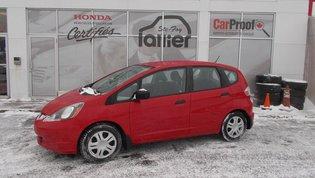 Honda Fit DX-A 2009 GARANTIE 10ANS 200000KM