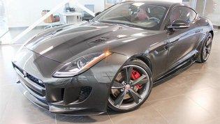2016 Jaguar F-Type R CERTIFI…