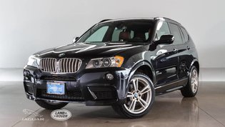 2013 BMW X3 35i