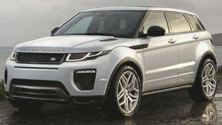 2018 Land Rover Range Rover Evoque Autobiography