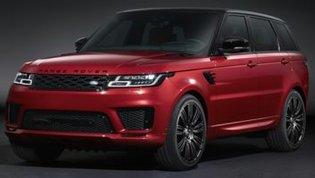 2018 Land Rover Range Rover Sport Dynamic