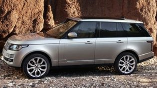 2017 Land Rover Range Rover SC Autobiography
