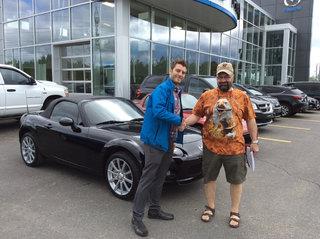 Enfin de Prestige Mazda à Shawinigan