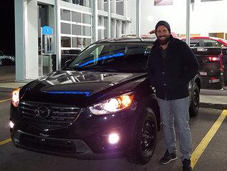 Un premier VUS! de Prestige Mazda à Shawinigan