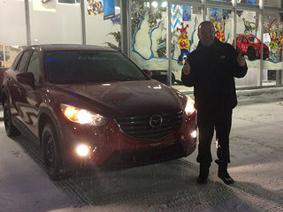 Nouveau départ! de Prestige Mazda à Shawinigan