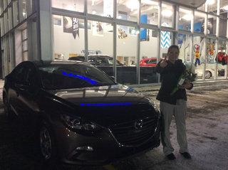 Nouveau venu dans la famille! de Prestige Mazda à Shawinigan