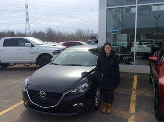 Nouvelle auto de Prestige Mazda à Shawinigan