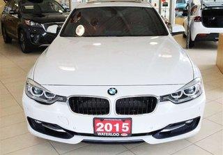 2015 BMW 328i 328i TURBO / X DRIVE / NAV / SPORT PKG