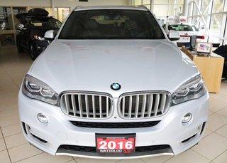 2016 BMW X5 XDrive35i NUTMEG MERINO/INDIVID EDITION/NAV