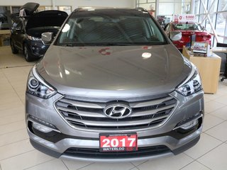 2017 Hyundai Santa Fe Sport 2.0T Limited PANO ROOF/LEATHER/BLIND SPOT