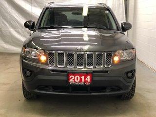 2014 Jeep Compass 4x2 Sport / North