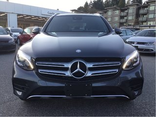2016 Mercedes-Benz GLC300 4MATIC