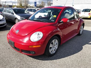 2006 Volkswagen Beetle 2.5L 6sp at Tip