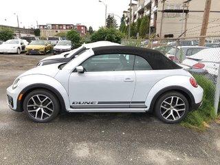 2018 Volkswagen The Beetle Dune Convertible 2.0T 6sp at w/Tip
