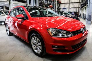 2015 Volkswagen Golf Comfortline + TOIT
