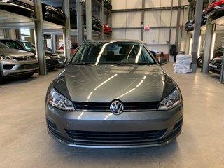 2015 Volkswagen Golf Trendline Auto + Cruise Package