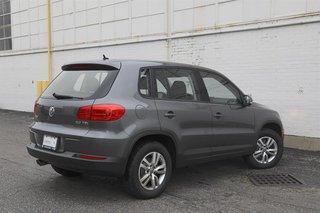2012 Volkswagen Tiguan Trendline 6sp at Tip