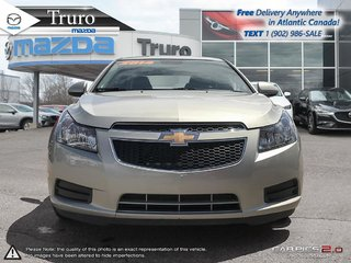 Chevrolet Cruze $49/WK TAX IN! LT! AUTO! CRUISE! A/C! ONE OWNER! 2014