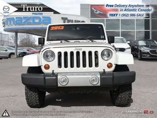 2013 Jeep Wrangler MANUAL! SAHARA! NEW TIRES! HARD TOP!
