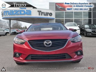 2014 Mazda Mazda6 GT! EXT WARR/2020!!! LEATHER! BOSE! ONE OWNER!