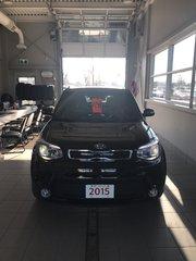2015 Kia Soul 2.0L SX Luxury at