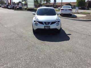 2017 Nissan Juke SV FWD CVT