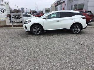 2019 Nissan Murano Platinum AWD CVT