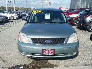 2005 Ford 500 A/C-AM/FM RADIO/CRUISE