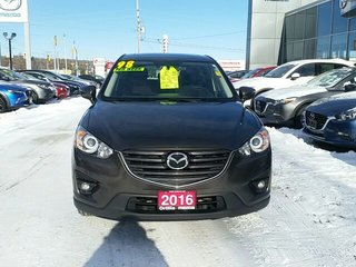2016 Mazda CX-5 GS SKYACTIV-AWD-ROOF-HEATED SEATS