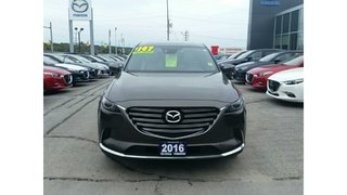 2016 Mazda CX-9 GT***NEW PRICE***-AWD-LEATHER-HEADS UP DISPLAY-NAV