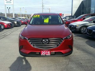 2016 Mazda CX-9 GS-L SKYACTIV-3rd ROW-AWD-LEATHER-ROOF
