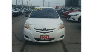 2007 Toyota Yaris ***NEW PRICE***MANUAL-AIR CONDITIONNING