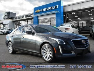 2016 Cadillac CTS 2.0L  - Certified - Leather Seats - $235.17 B/W