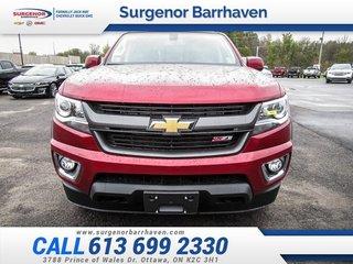 Chevrolet Colorado Z71  - Z71 - $269.02 B/W 2018