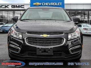 Chevrolet Cruze LT Turbo  - Bluetooth -  SiriusXM - $94.97 B/W 2015