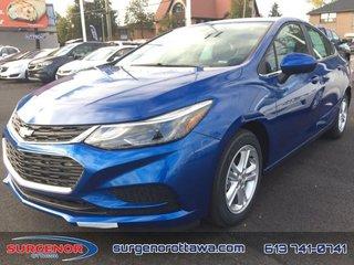 2018 Chevrolet Cruze LT  - $143.63 B/W