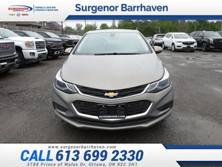 2018 Chevrolet Cruze LT  - Certified - Bluetooth - $114.73 B/W