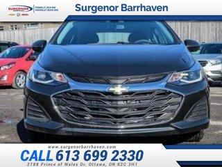 2019 Chevrolet Cruze LT  - $155.00 B/W