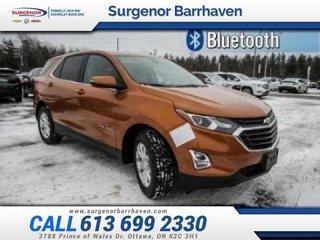 2018 Chevrolet Equinox LT  - Bluetooth -  Heated Seats - $185.56 B/W