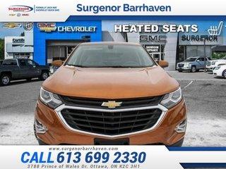 2018 Chevrolet Equinox LT  - Certified - Bluetooth - $201.41 B/W