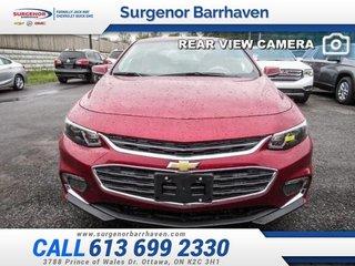 2018 Chevrolet Malibu LT  - Bluetooth -  SiriusXM - $183.41 B/W