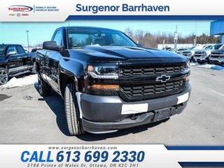 2018 Chevrolet Silverado 1500 Work Truck  - $285.13 B/W